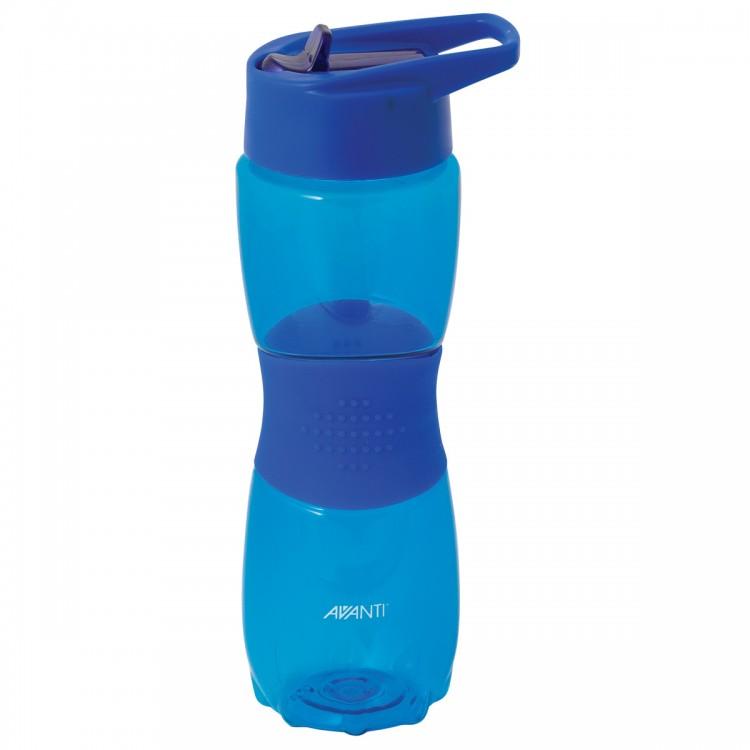 Avanti Blue Tritan Water Bottle 600ml