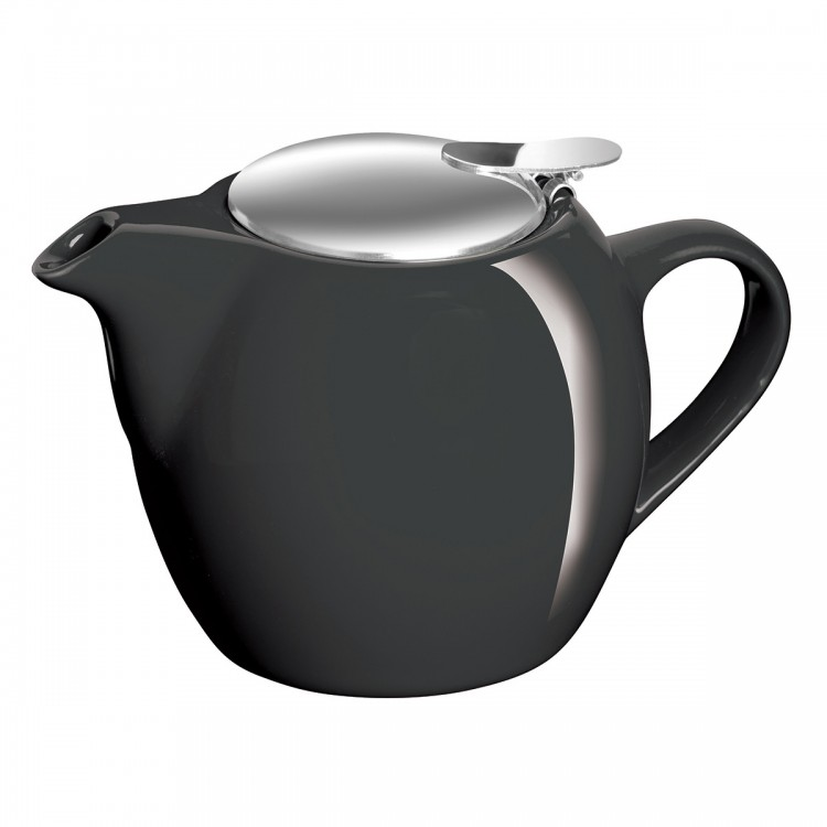 Avanti Camelia Teapot 500ml Pitch Black