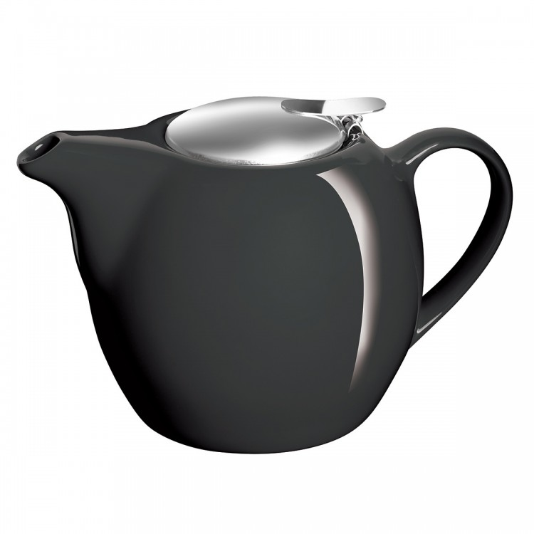 Avanti Camelia Teapot 750ml Pitch Black