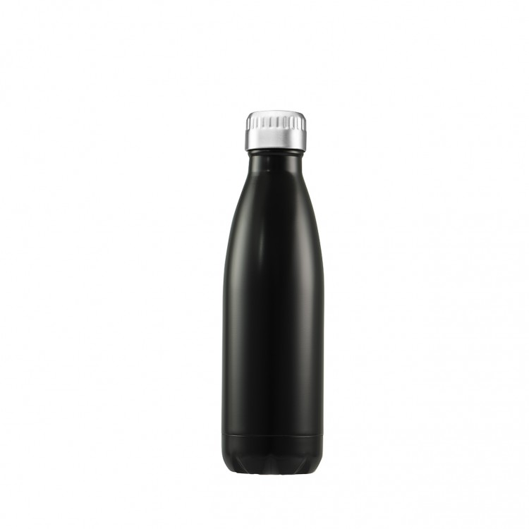 Avanti Fluid Vaccum 500ml Bottle - Matte Black