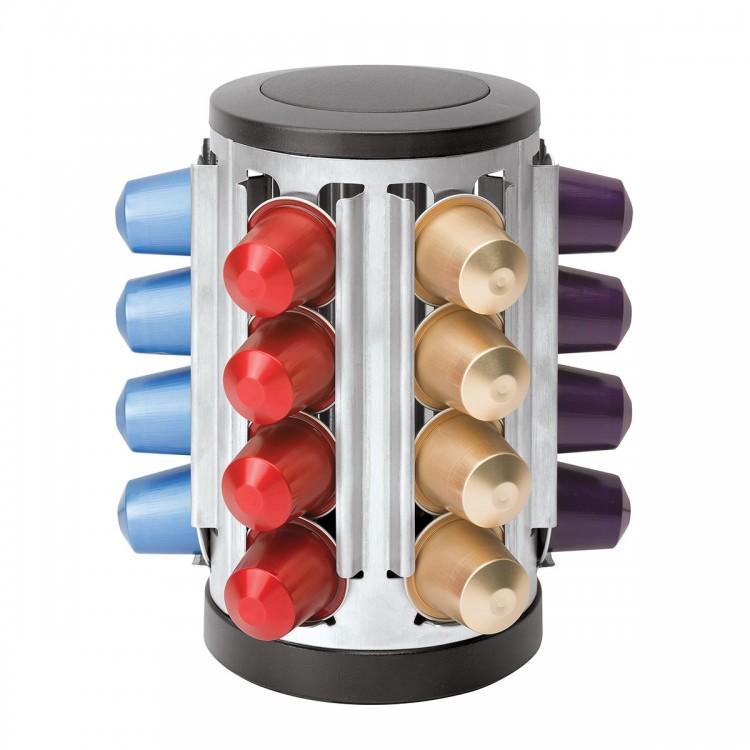 Avanti Turin S/S Rotating Coffee Capsual Holder