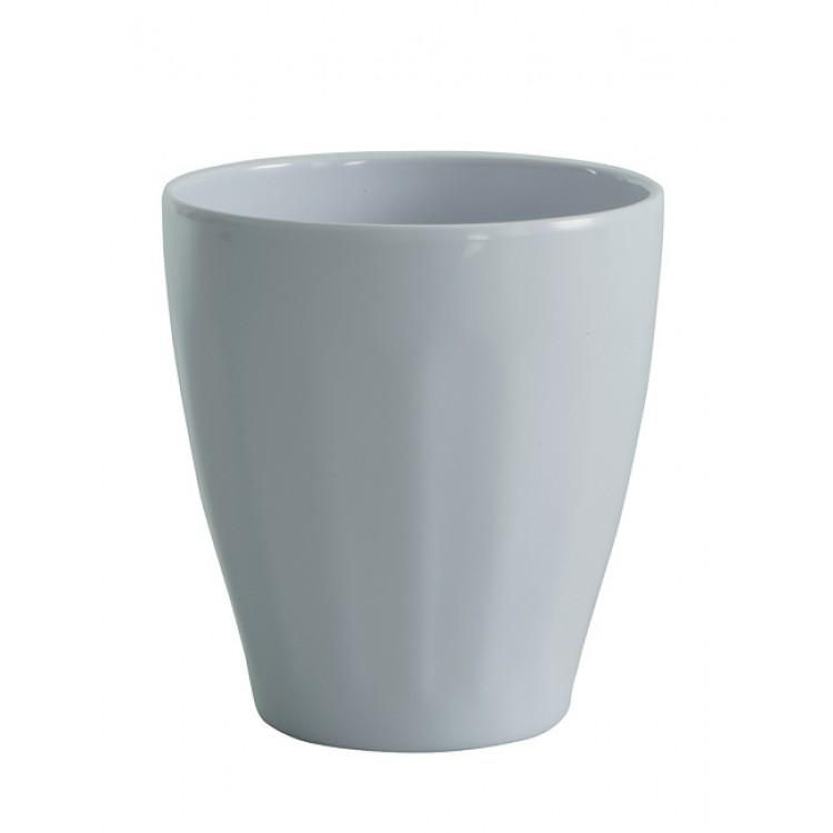 Avanti Boston Melamine Single tone Cup - White