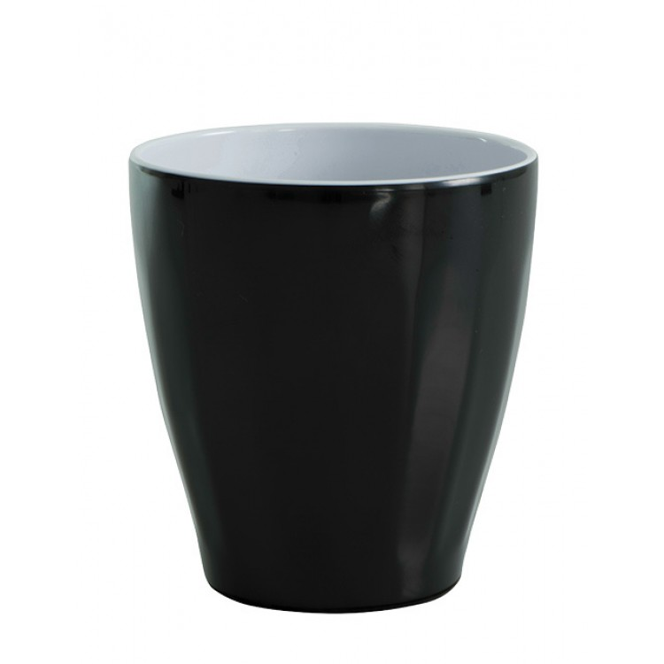 Avanti Boston Melamine Two tone Cup - Black