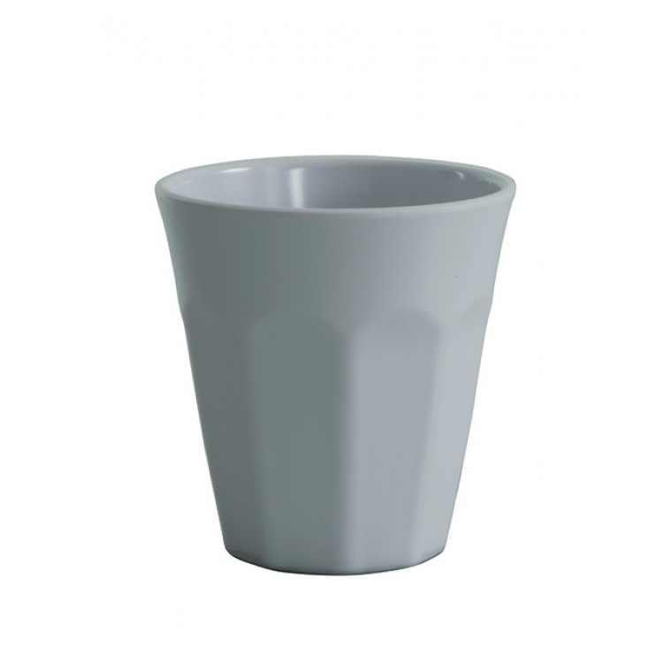 Avanti Cafe Melamine Single tone Cup - White