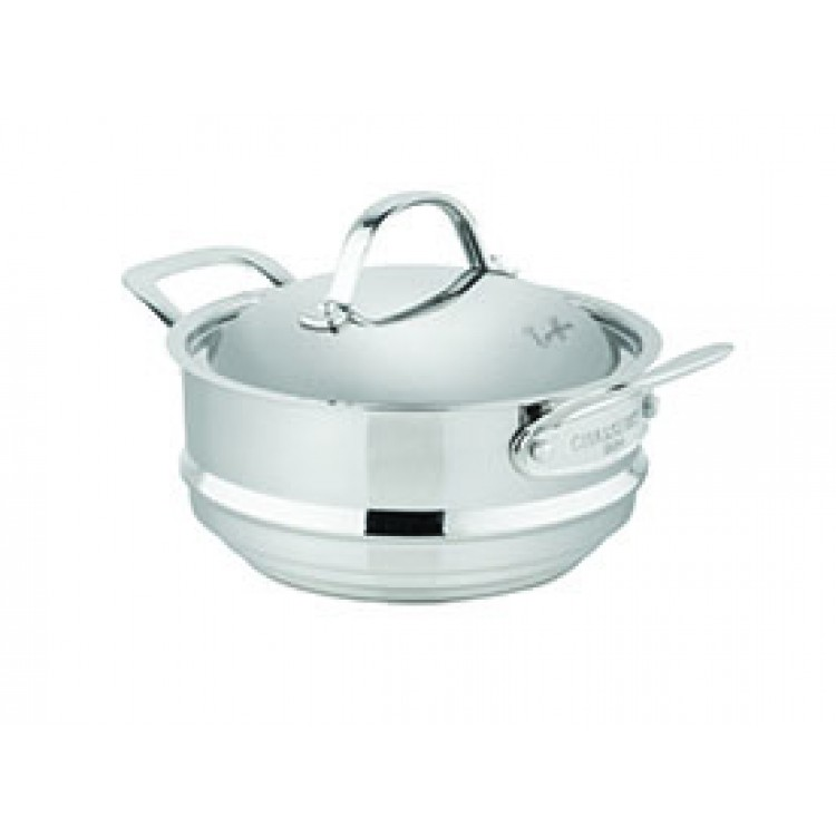Chasseur Multi Steamer with lid 20x9.5cm