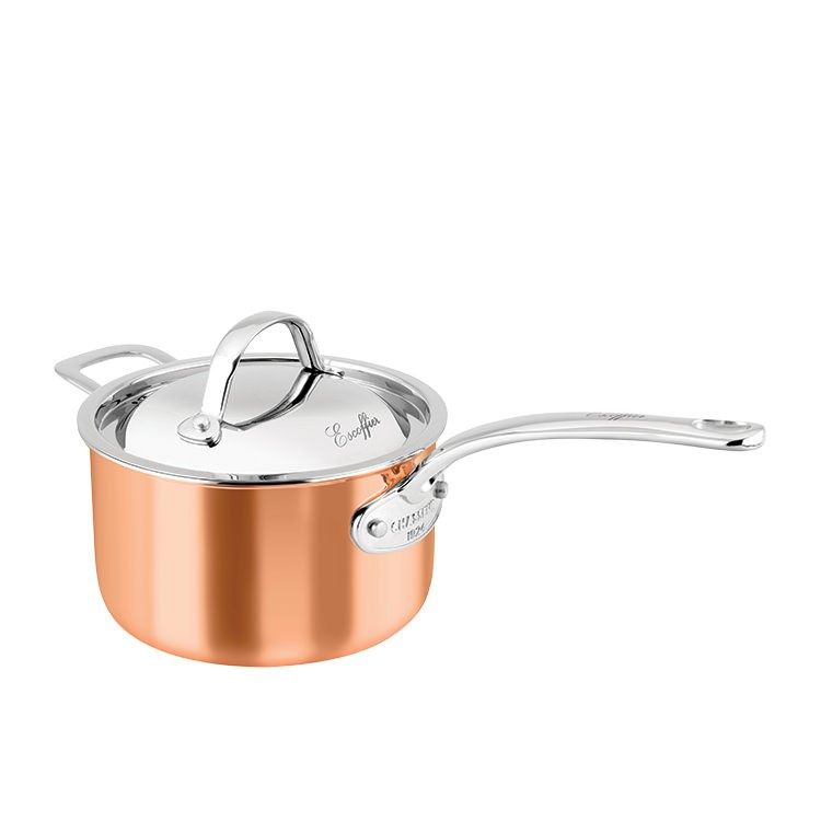 Chasseur Saucepan with Helper Handle 20x12cm