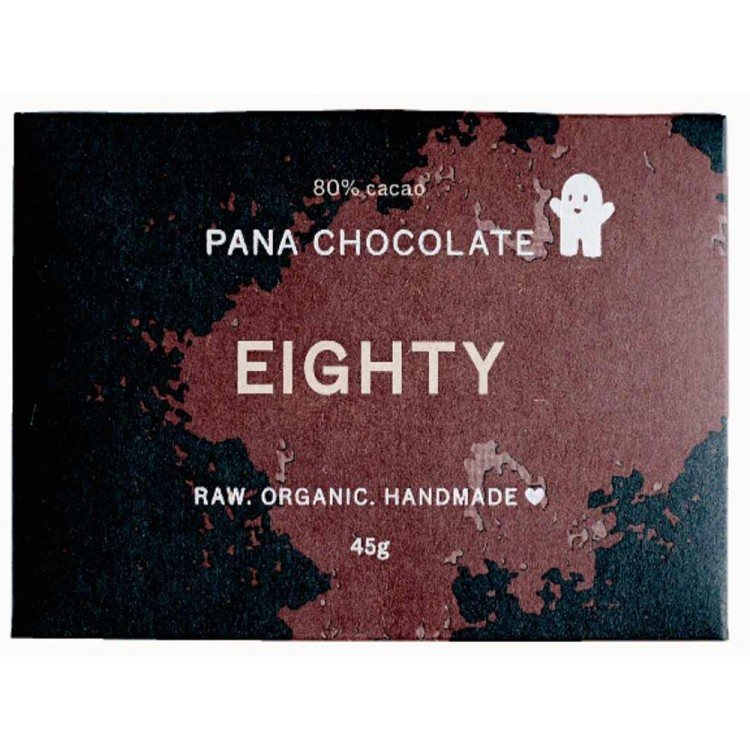 Pana Chocolate Eighty 45G Bar