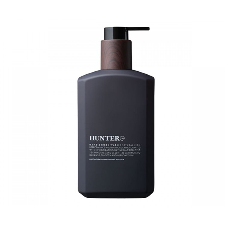 HunterLab Hand & Body Wash 550ml