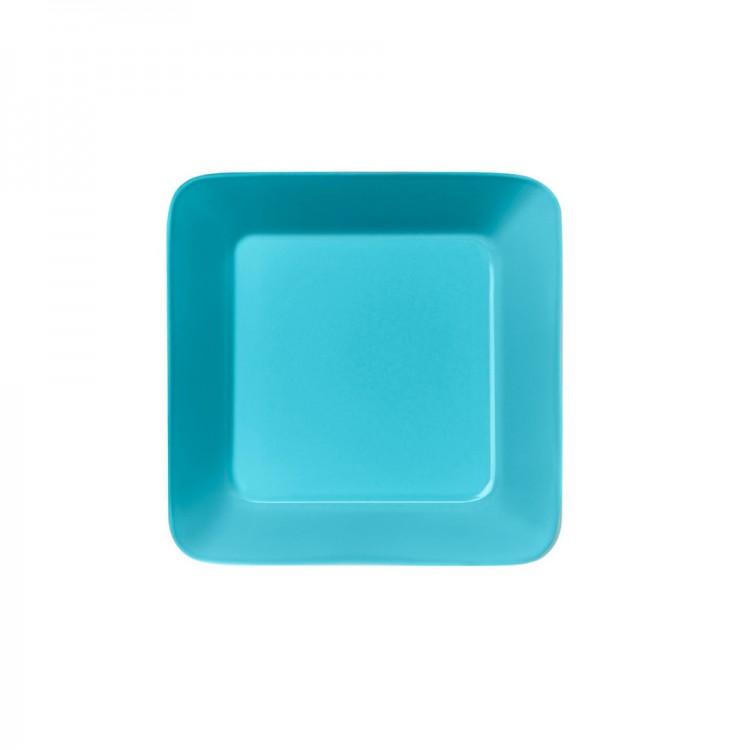 Iittala Teema Turquoise Plate Square 16x16cm