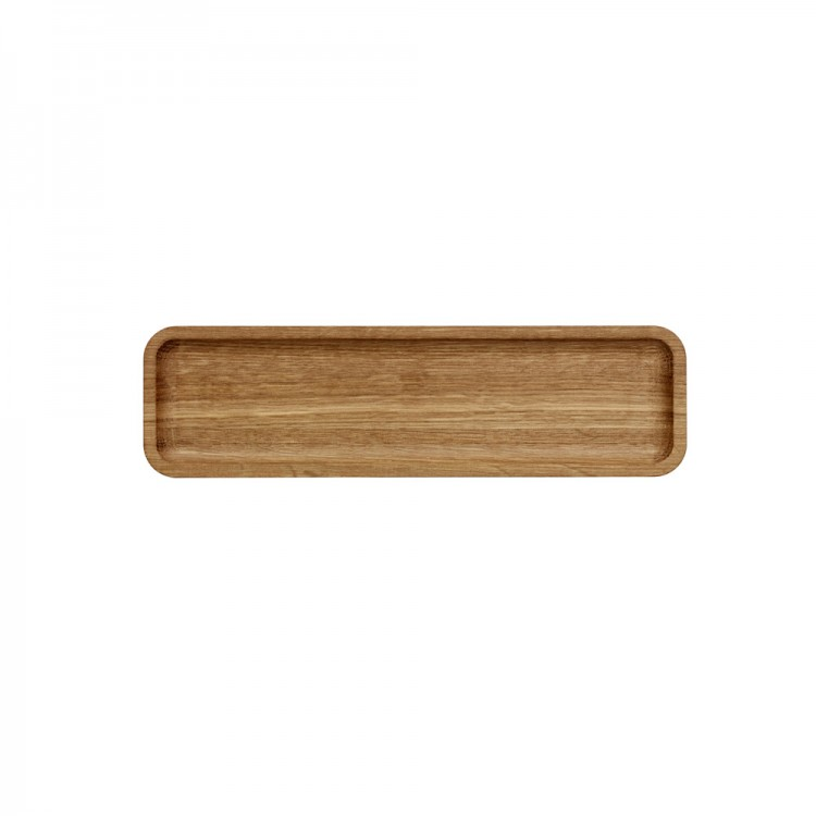 Iittala Vitriini Oak Tray 25cm