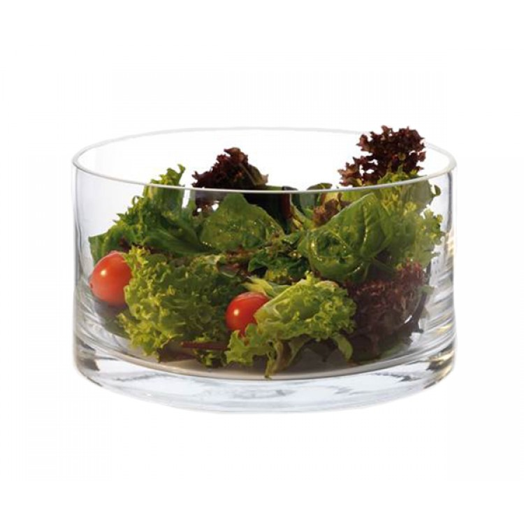 Maxwell & Williams Diamante Cylindrical Salad Bowl 22cm