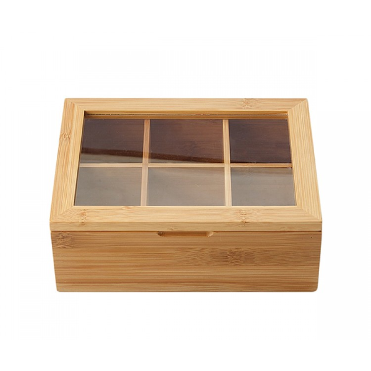 Maxwell & Williams Bamboozled Tea Box 21x16cm