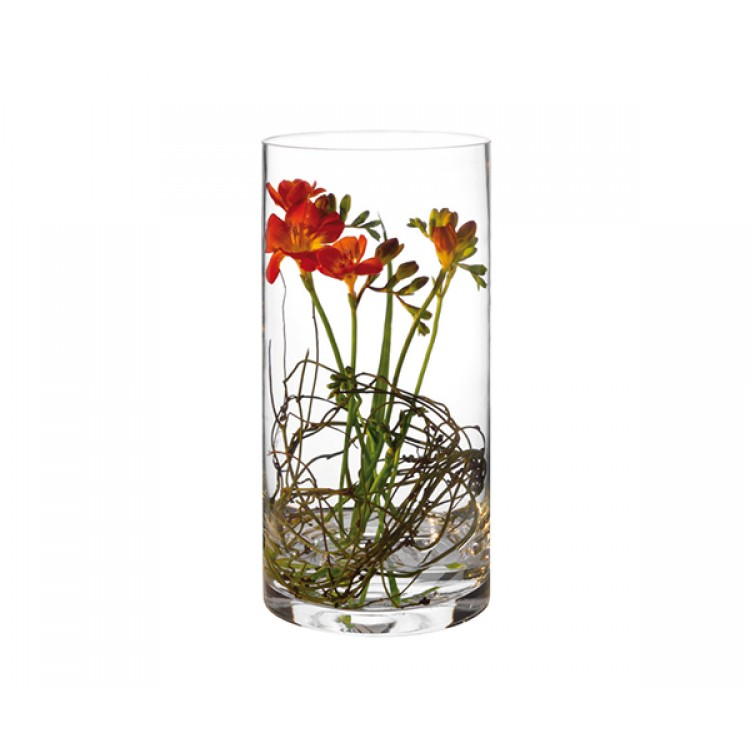 Maxwell & Williams Diamante Cylindrical Vase 25cm
