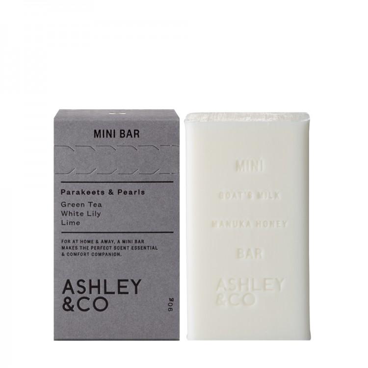 Ashley & Co Parakeets and Pearls Mini Bar