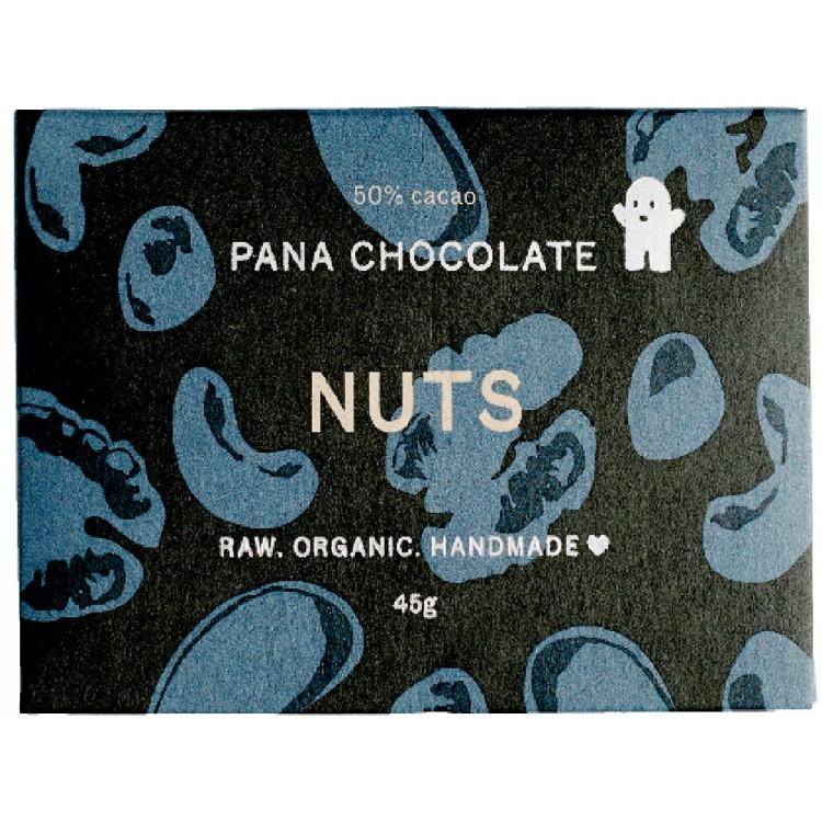 Pana Chocolate Nuts 45G Bar