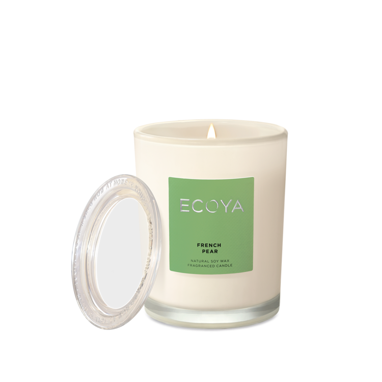 Ecoya French Pear Metro Jar | METR201