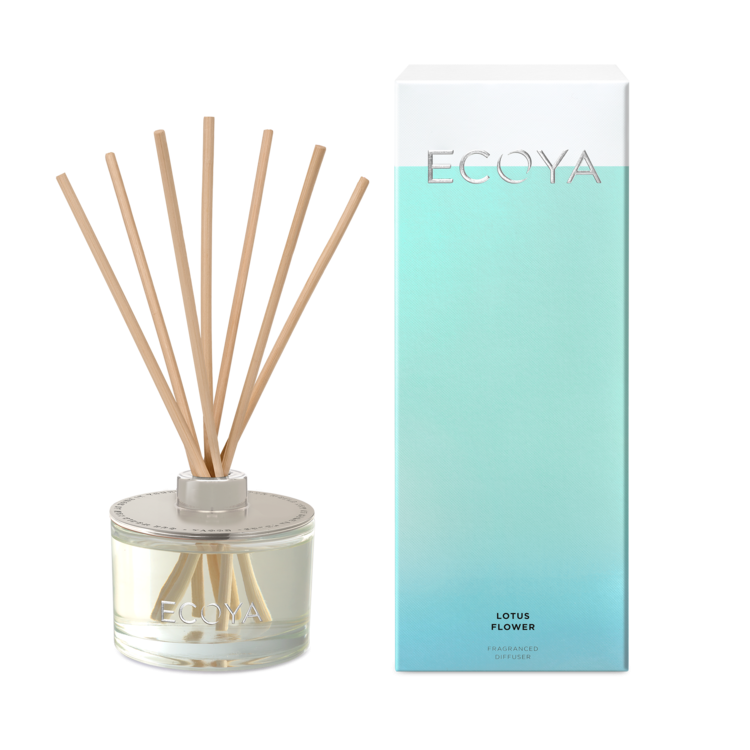 Ecoya Lotus Flower Diffuser | REED302