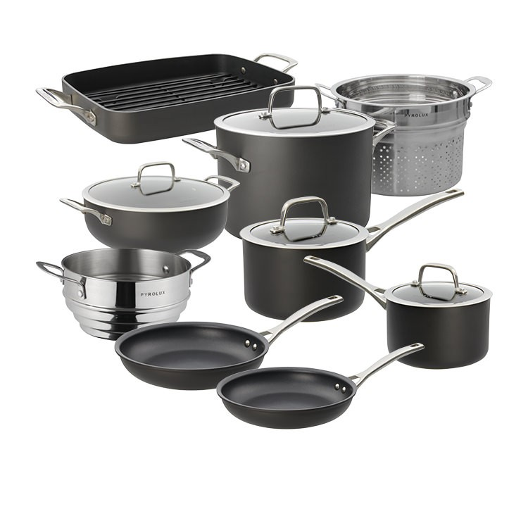 Pyrolux Induction HA+ 10pc Cookware Set