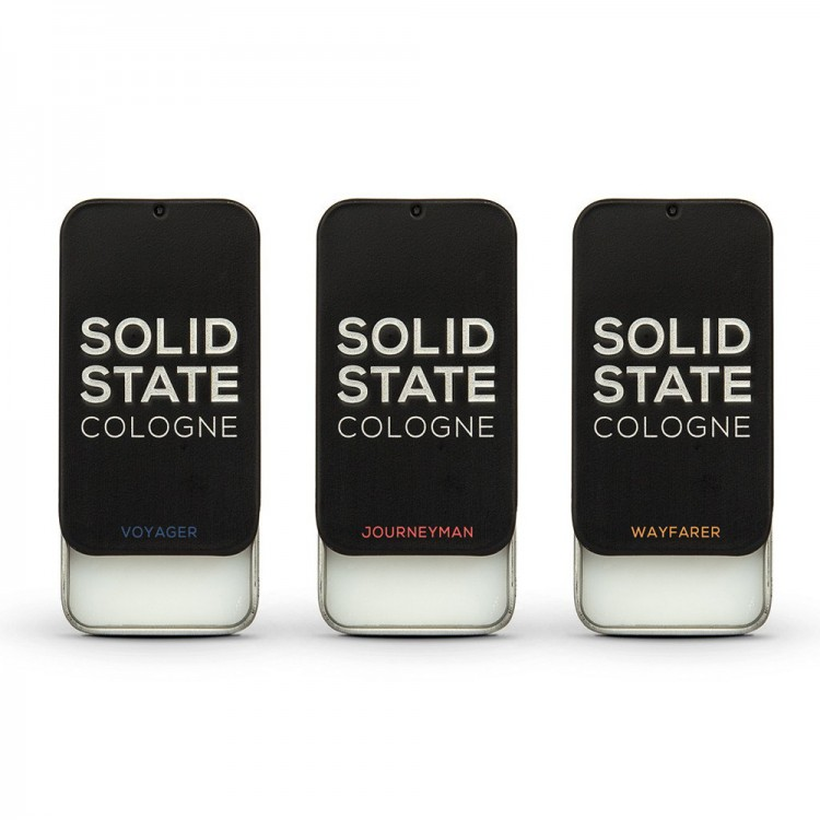 Solid State Cologne Collection