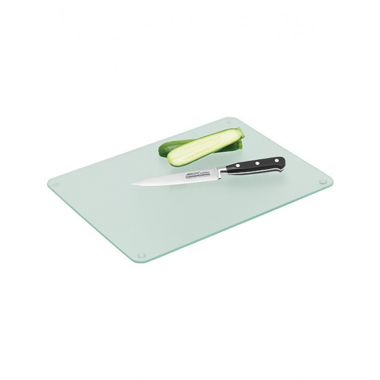 Avanti Tempered Glass Chopping Board - Plain