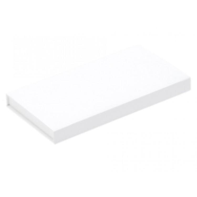 The GIFT'D Gift Card Box – White Linen Pack of 20