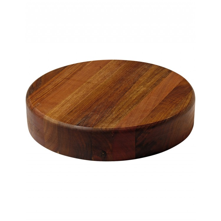 The Big Chop Round Chopping Board 33x7cm