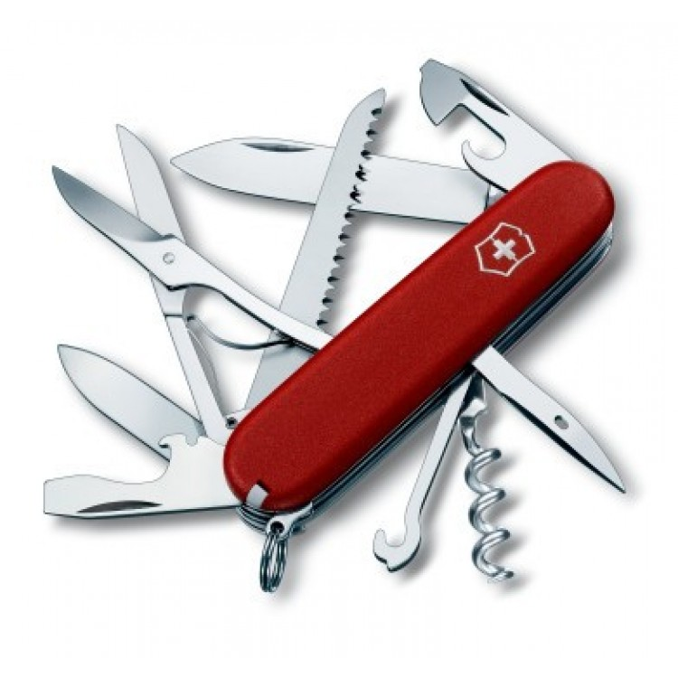 Victorinox Huntsman Red Swiss Army Tool