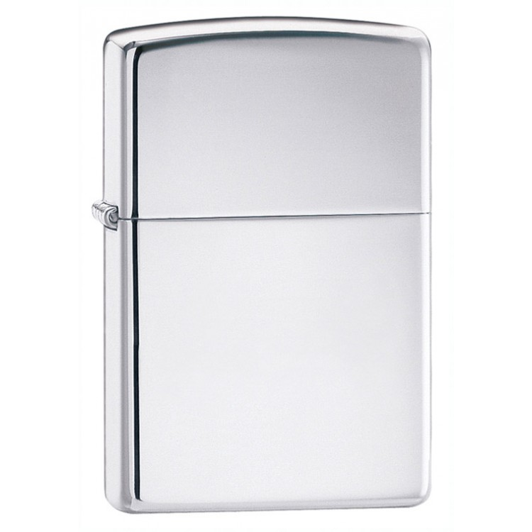 Zippo Armor Lighter - Polish Chrome