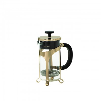 Avanti Cafe Press Coffee Plunger 375ml/3 Cup Gold