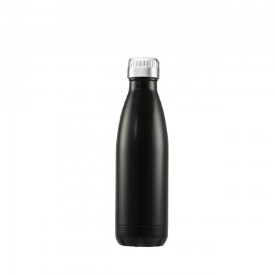 Avanti Fluid Vaccum 500ml Bottle - Matte Black