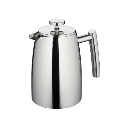 Avanti Modena Stainless Steel Twin Wall Coffee Plunger 350ml