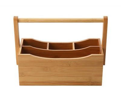 Maxwell & Williams Bamboozled Utensil Caddy 25x14x20cm