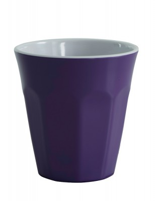 Avanti Cafe Melamine Two tone Cup - Purple