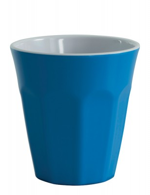 Avanti Cafe Melamine Two tone Cup - Reflex Blue