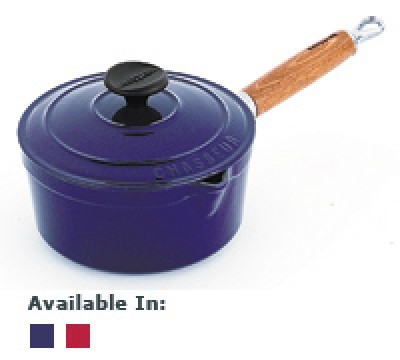 Chasseur Saucepan with lid 18cm / 1.5L
