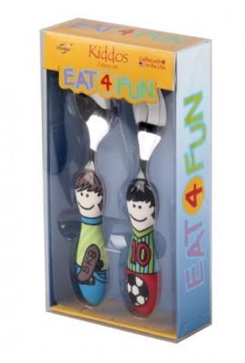 Eat4Fun Chris+Tony 2pc Set