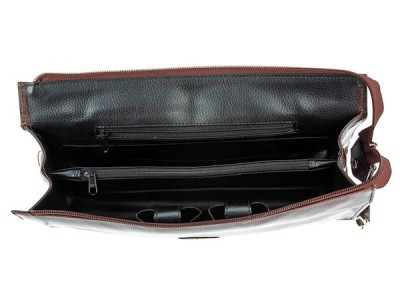 Europa Brands Hans Kniebes Berlin Leather Toiletry Bag