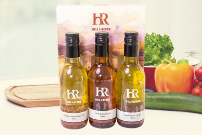 Gourmet Gift Dipping Oil Trio