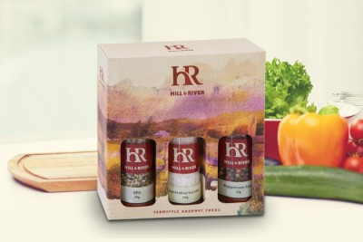 Gourmet Gift Seasoning Trio