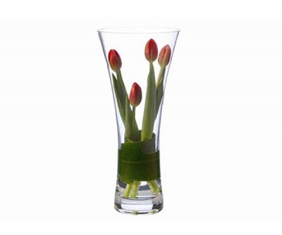 Maxwell & Williams Diamante Flared Vase 34cm
