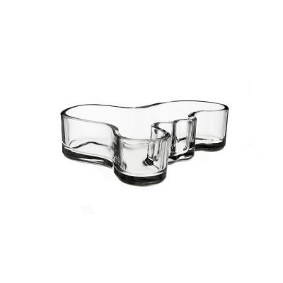 Iittala Aalto Bowl 13.6x4cm Clear