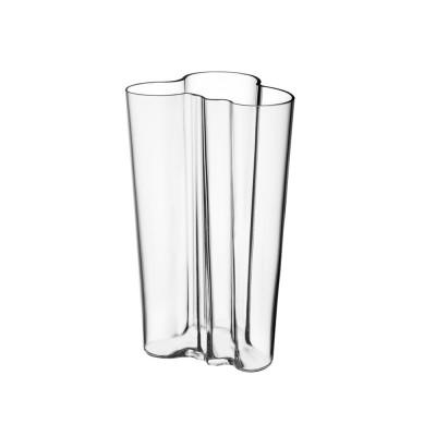 Iittala Aalto Vase 20.1cm Clear