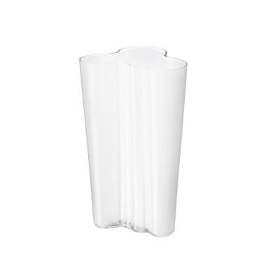Iittala Aalto Vase 20.1cm Opal White