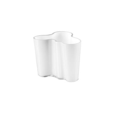 Iittala Aalto Vase 9.5cm Opal White