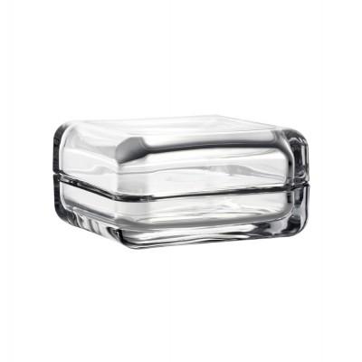 Iittala Vitriini Box 10.8cm Clear