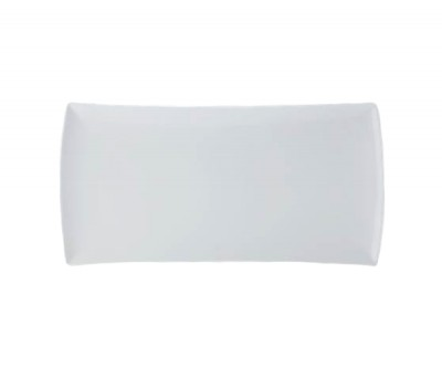 Maxwell & Williams White Basics East Meets West Rectangular Platter 45x23cm