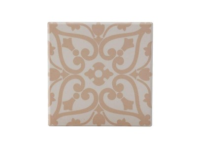 Maxwell & Williams Medina Ceramic Square Tile Coaster Agadir 9cm | DU0013