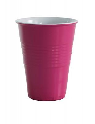 Avanti Miami Melamine Two tone Cup - Fuscia Pink
