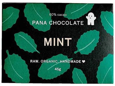 Pana Chocolate Mint 45G Bar
