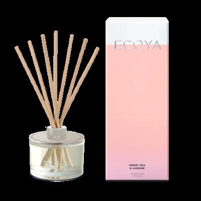 Ecoya Sweet Pea & Jasmine Diffuser | REED303